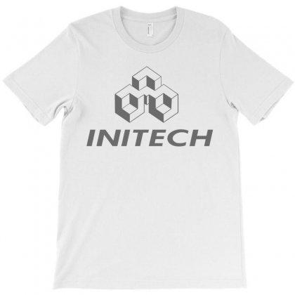 Company Initech Office T-shirt Designed By Nurmasit1