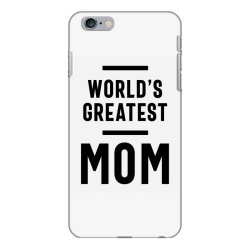 Womens World's Greatest Mom | Mom Grandma Tee Gifts iPhone 6 Plus/6s Plus Case | Artistshot