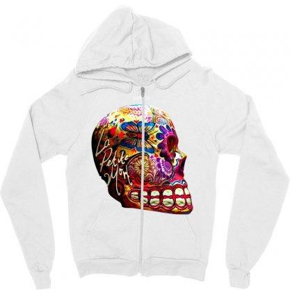 James La Petite Mort Rock Music Band Zipper Hoodie Designed By Nurmasit1