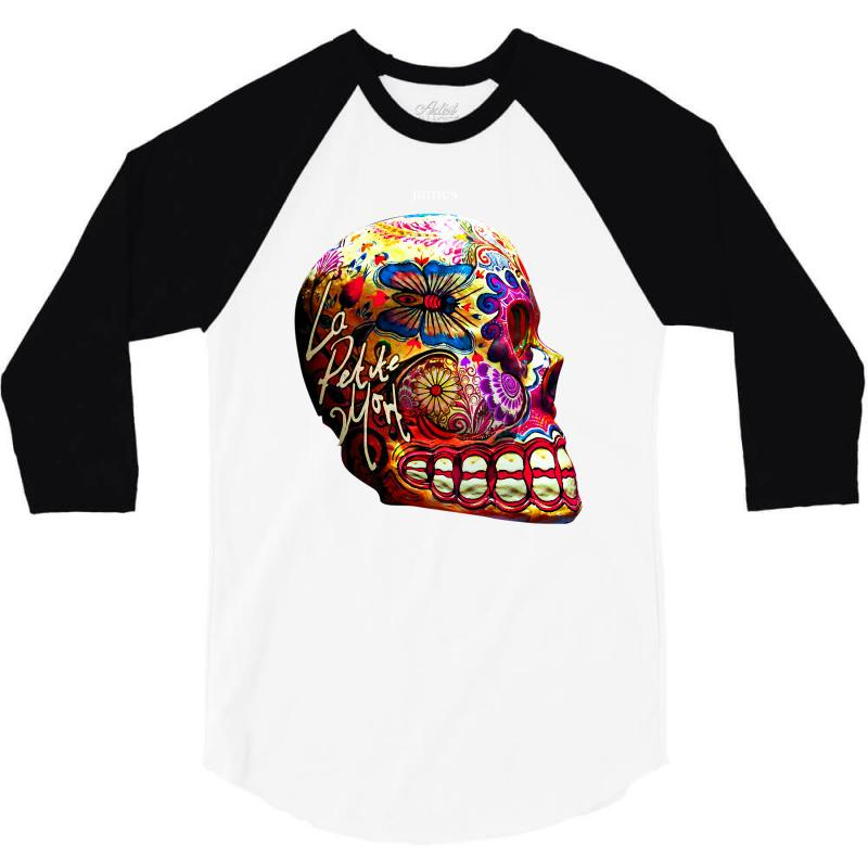 James La Petite Mort Rock Music Band 3/4 Sleeve Shirt   Artistshot