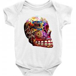 james la petite mort rock music band Baby Bodysuit | Artistshot