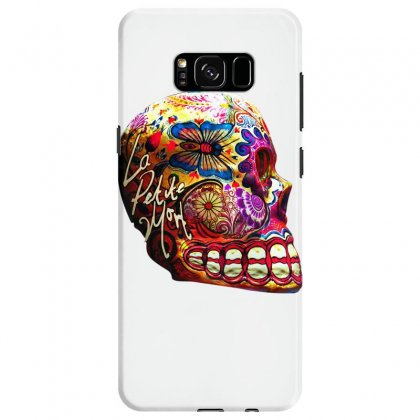James La Petite Mort Rock Music Band Samsung Galaxy S8 Case Designed By Nurmasit1