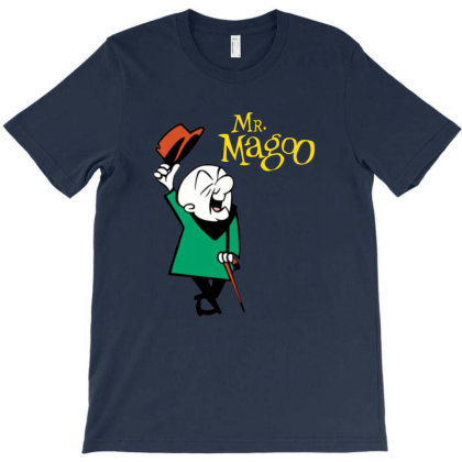 Mr Magoo Classic T-shirt Designed By Tasha
