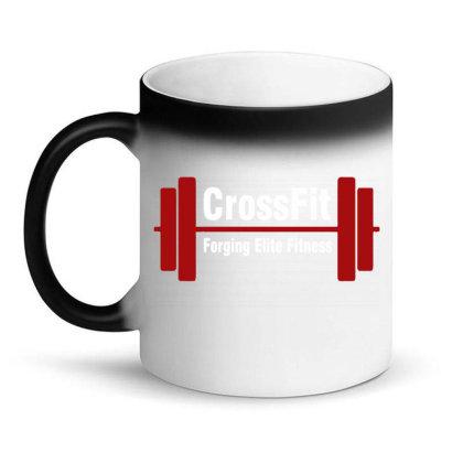 Crossfit Forging Elite Fitness Magic Mug Designed By Loye771290