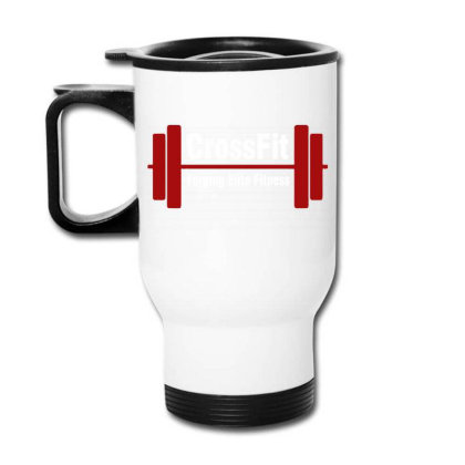 Crossfit Forging Elite Fitness Travel Mug Designed By Loye771290