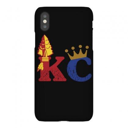 Kansas City Sports Hybrid Iphonex Case Designed By Nurmasit1