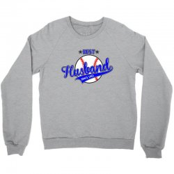 best husband since 1961 baseball Crewneck Sweatshirt | Artistshot