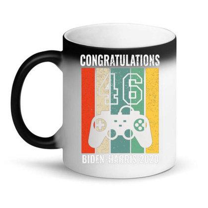 Congratulations President Joe Biden Magic Mug Designed By Kakashop