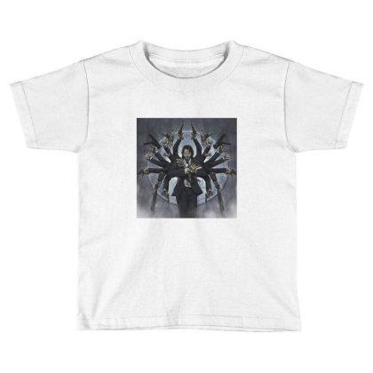 John Wick Toddler T-shirt Designed By Uttam