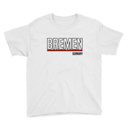 Bremen In Germany Youth Tee Designed By Chris Ceconello