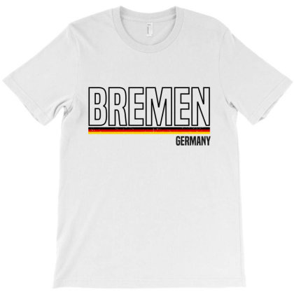 Bremen In Germany T-shirt Designed By Chris Ceconello