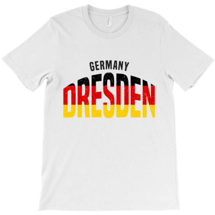 Dresden T-shirt Designed By Chris Ceconello