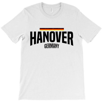 Hanover T-shirt Designed By Chris Ceconello