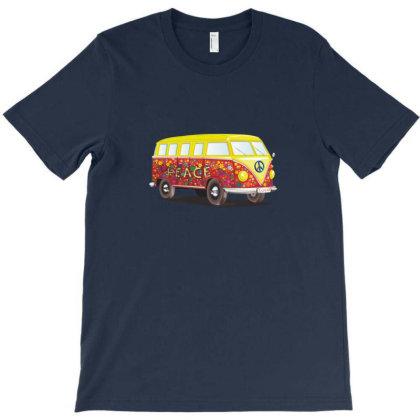 Yellow Van T-shirt Designed By Coşkun