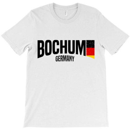 Bochum T-shirt Designed By Chris Ceconello