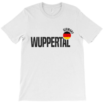 Wuppertal T-shirt Designed By Chris Ceconello