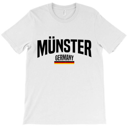 Munster In Germany T-shirt Designed By Chris Ceconello