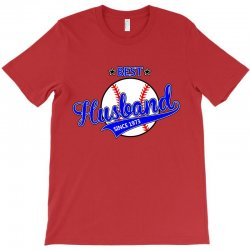 best husbond since 1973 baseball T-Shirt | Artistshot