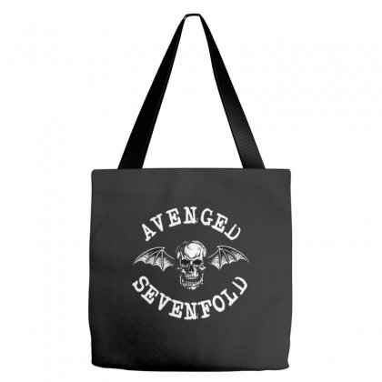 Avenged Sevenfold Tote Bags Designed By Defit45