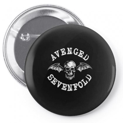 Avenged Sevenfold Pin-back Button Designed By Defit45