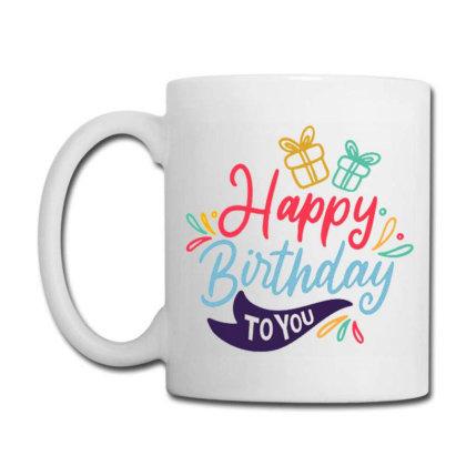 Happy Birthday 4 Coffee Mug Designed By Ndaart