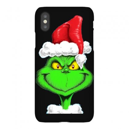 Grinch The Santa Iphonex Case Designed By Mdk Art