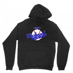 best husbond since 1996 baseball Unisex Hoodie   Artistshot