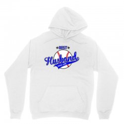 best husbond since 1998 baseball Unisex Hoodie   Artistshot