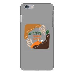 Happy Thanksgiving iPhone 6 Plus/6s Plus Case   Artistshot