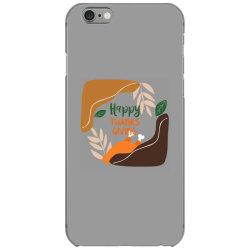 Happy Thanksgiving iPhone 6/6s Case   Artistshot