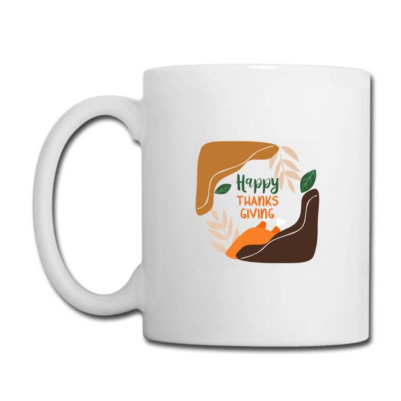 Happy Thanksgiving Coffee Mug   Artistshot