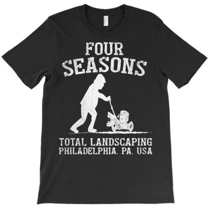 Four Seasons Total Landscaping 4 T-shirt Designed By Kakashop