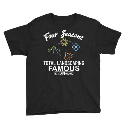 Four Seasons Total Landscaping 2020 Youth Tee Designed By Kakashop