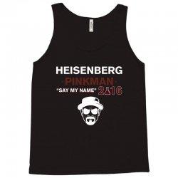 Heisenberg Pinkman 2016 Tank Top | Artistshot