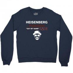 Heisenberg Pinkman 2016 Crewneck Sweatshirt | Artistshot