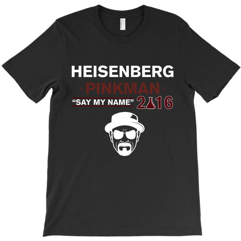 Heisenberg Pinkman 2016 T-shirt | Artistshot