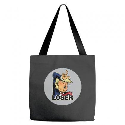 Donald Trump Loser Tote Bags Designed By Mdk Art