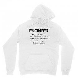 Engineer Definition Funny T-shirt Unisex Hoodie   Artistshot