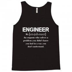 Engineer Definition Funny T-shirt Tank Top | Artistshot