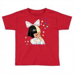 Sia Cutie Toddler T-shirt | Artistshot