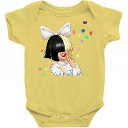 Sia Cutie Baby Bodysuit | Artistshot