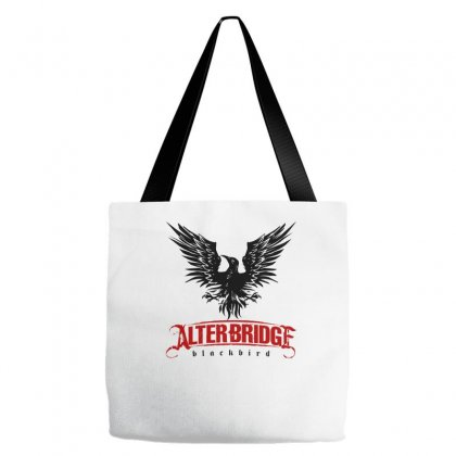 Alter Bridge Black Bird Music Vintage Tote Bags Designed By Nurmasit1