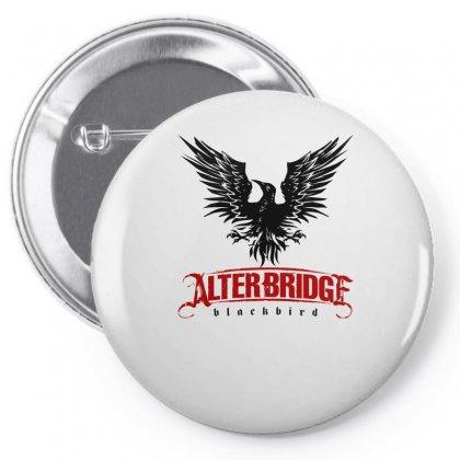 Alter Bridge Black Bird Music Vintage Pin-back Button Designed By Nurmasit1