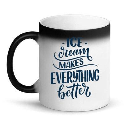 Ice Cream 4 Magic Mug Designed By Ndaart
