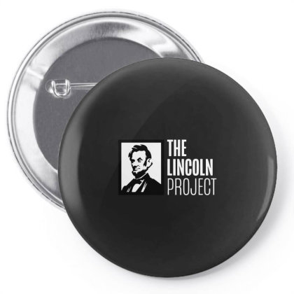 The Lincoln Project Pin-back Button Designed By Loye771290