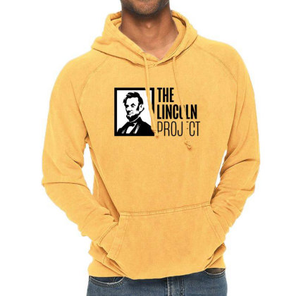 The Lincoln Project Vintage Hoodie