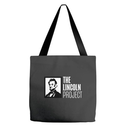 The Lincoln Project Tote Bags Designed By Loye771290
