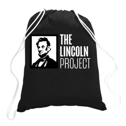The Lincoln Project Drawstring Bags Designed By Loye771290