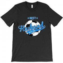 best husband since 1961 soccer T-Shirt | Artistshot