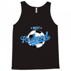 best husband since 1961 soccer Tank Top | Artistshot